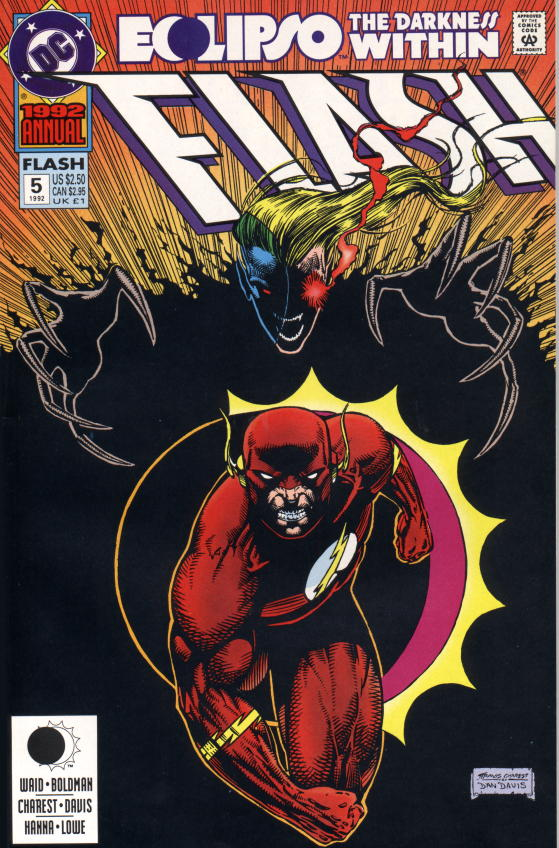 Cover to Flash Annual #5