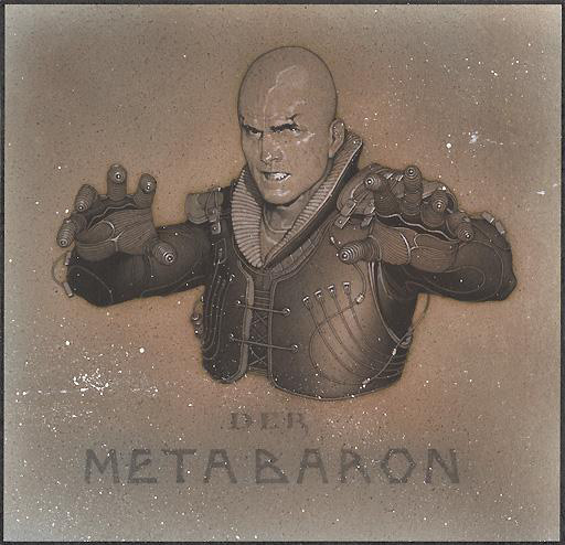 Metabaron Sketch by Travi Charest