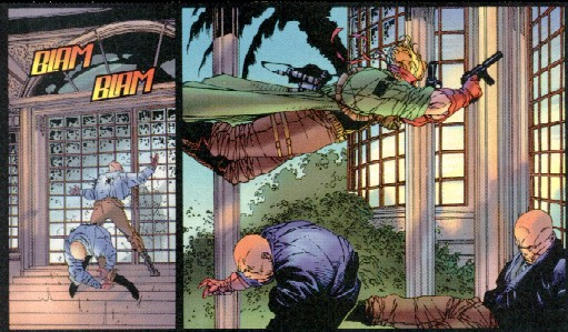 Image from Wildcats Vol1