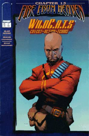 Cover to Issue #30 of WildCatsVol1
