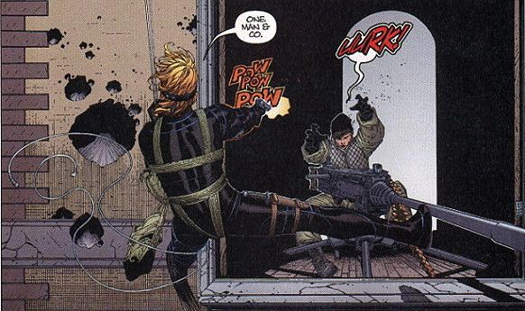 Issue 1 Grifter