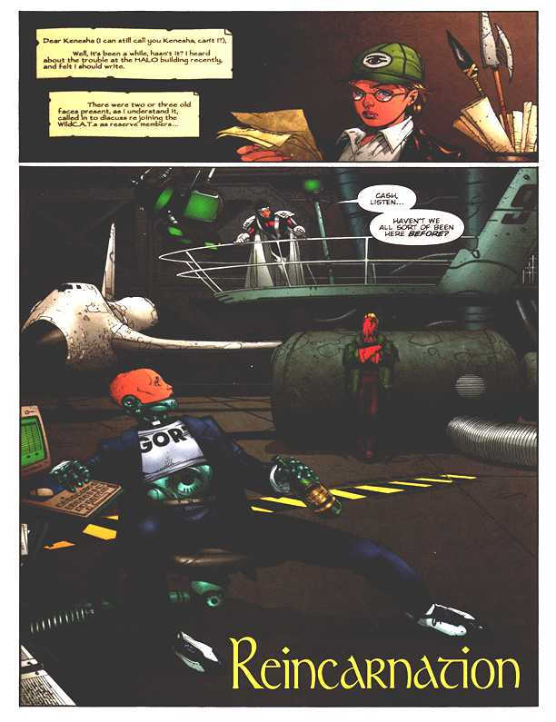 Wildcats Volume 1 Issue 50 page 26