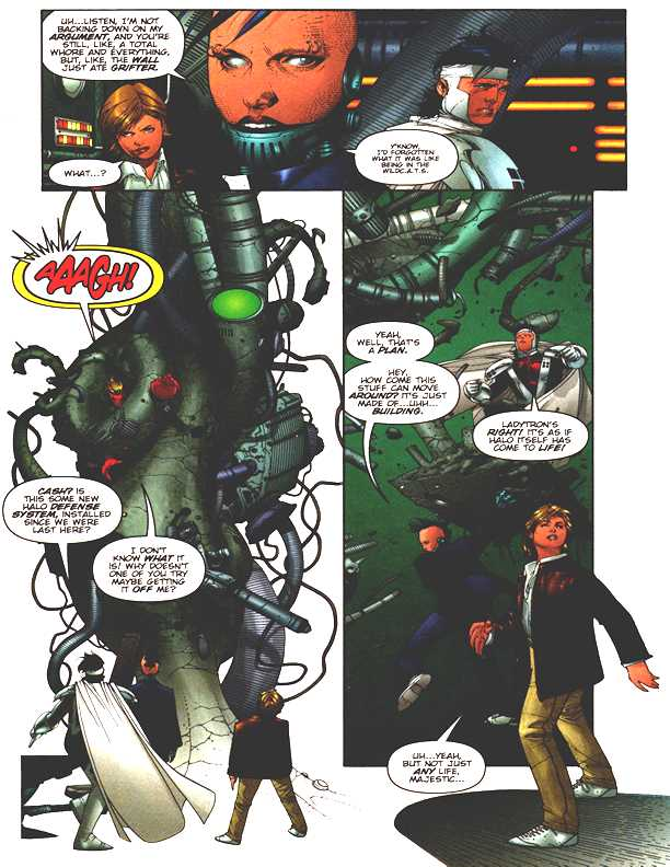 Wildcats Volume 1 Issue 50 page 28