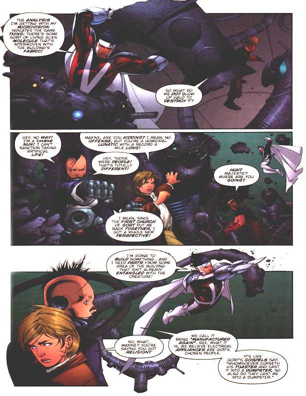 Wildcats Volume 1 Issue 50 page 30